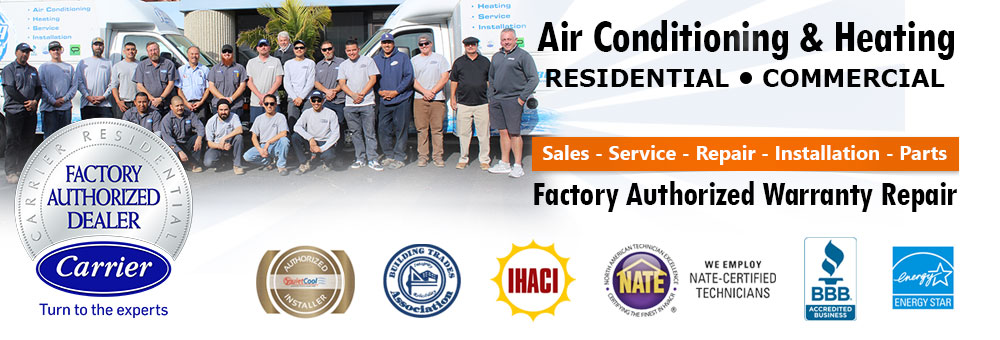 Air Conditioning & Heating Installation & Repair