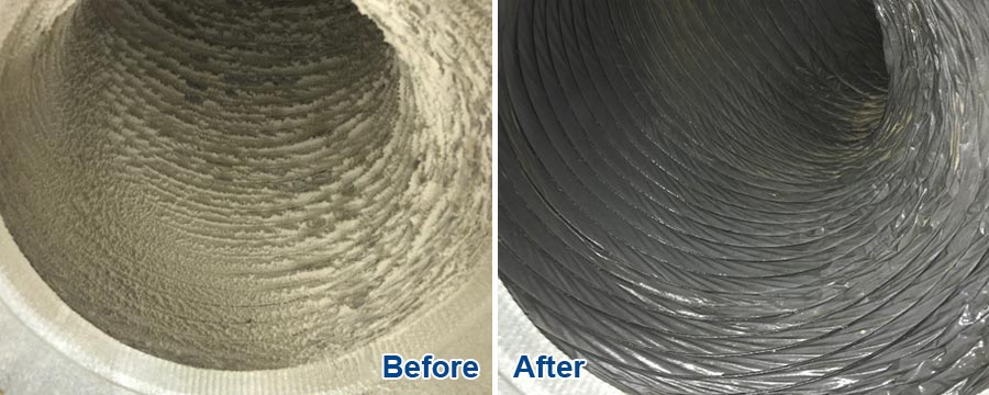Duct Cleaning, Ventura