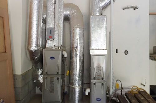 Heaters & Furnace System Sales