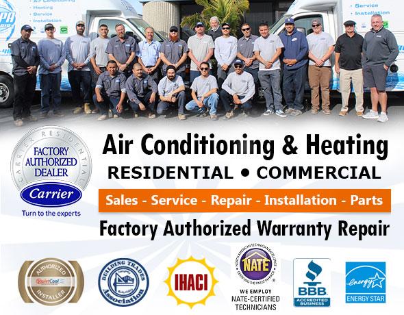 Anacapa Heating & Air Inc - Oxnard, CA Air Conditioning