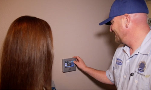 Repair, Replace Programmable Thermostat